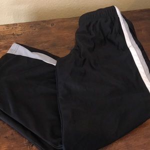Old Navy Youth Medium Black athletic pants